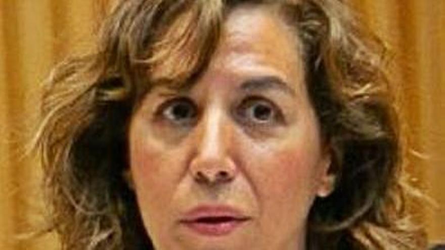 Irene Lozano deja el CSD e irá en las listas del PSOE en Madrid