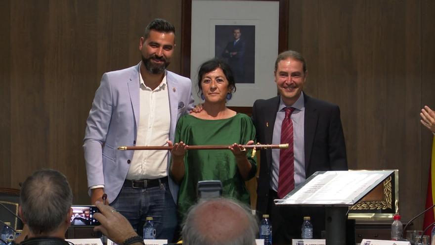La alcaldesa de Teulada destituye a los dos ediles del PSPV