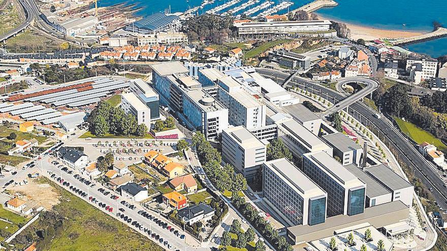 O futuro do hospital coruñés
