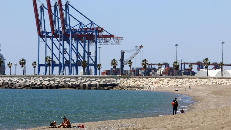 Las exportaciones de Málaga continúan en topes históricos con casi 1.400 millones hasta julio