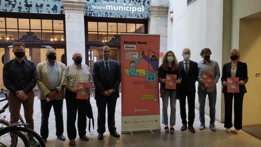 La Mobile Week Girona aproparà la tecnologia a la ciutadania el 8 i 9 de juliol