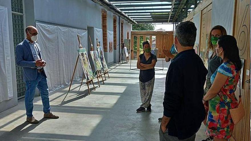 El colegio de Poo pide que el uso de sus espacios sea solo educativo