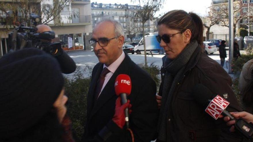 Los padres de Nadia separarán sus defensas tras los nuevos cargos