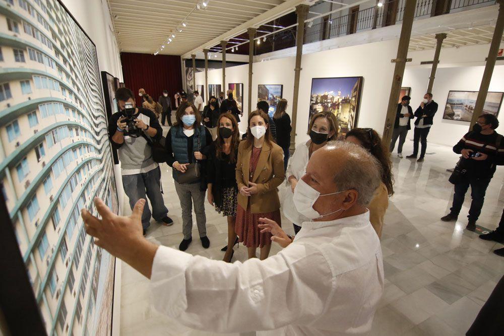 Exposición de José María Mellado en la Bienal de Fotografía
