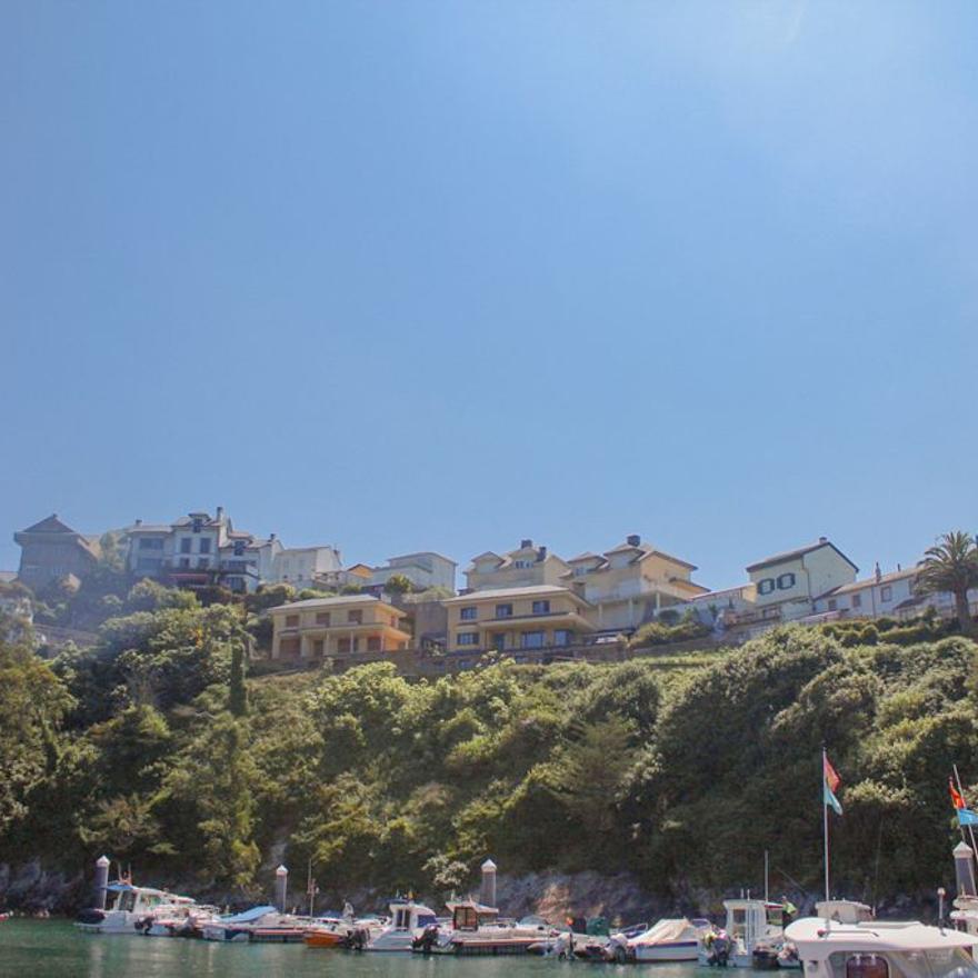 Viavélez, un pueblo guapo de Asturias que respira mar por todos los costados