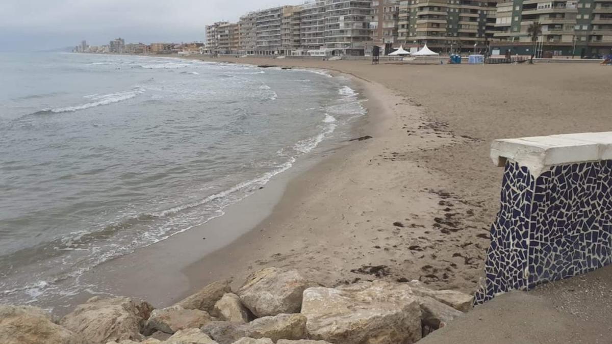 Playa de El Perelló, en una imagen de archivo.