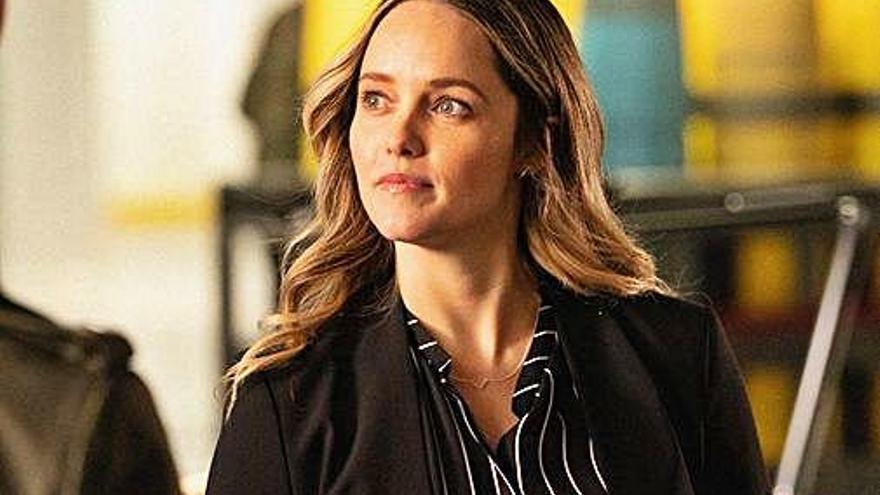 Rebecca Breeds serà Clarice a la sèrie sobre «El silenci dels anyells»