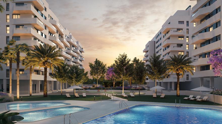Todo lo que buscas en tu futuro hogar: Nuevo residencial de Neinor Homes