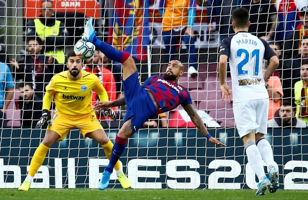 Barcelona - Alavés