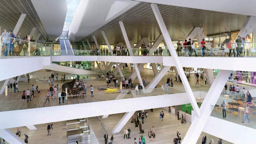 Nueva oferta de empleo masiva en Vialia Vigo