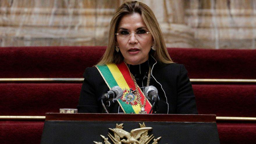 Detenida la expresidenta de Bolivia Jeanine Áñez, acusada de sedición y terrorismo