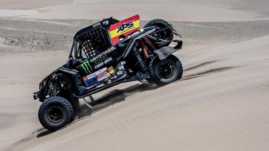 Farrés haurà de defensar dotze minuts per a ser segon al Dakar
