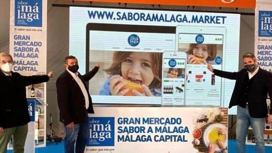Sabor a Málaga ya cuenta con su plataforma de venta online