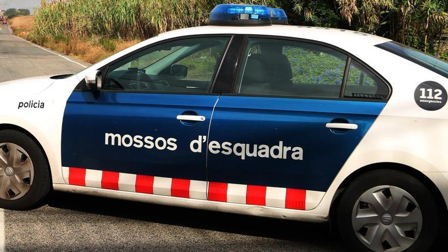 Detenen un home a Sitges per haver comès quatre robatoris en un polígon de Vilamalla