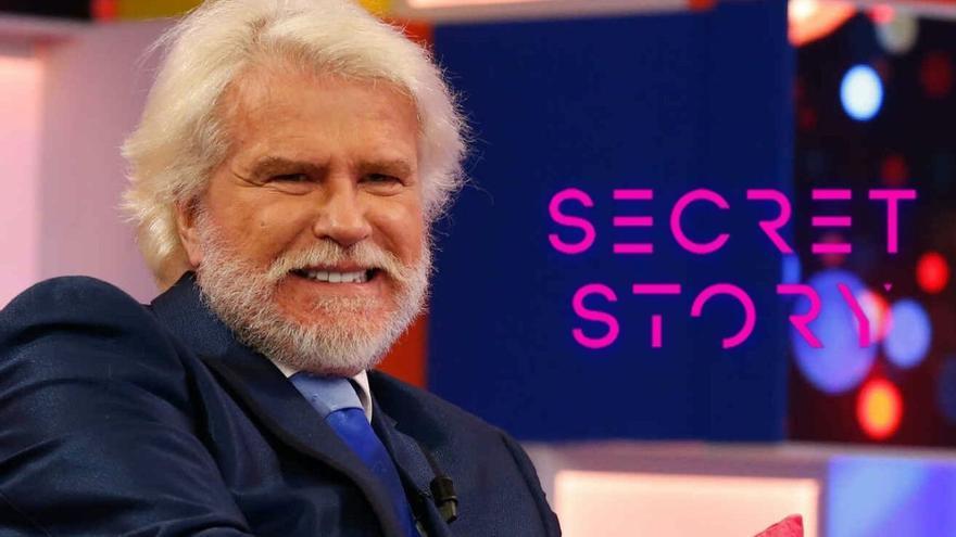 Bigote Arrocet, concursante confirmado de 'Secret Story'