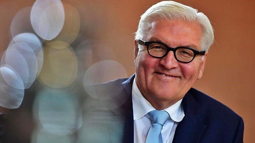 La hora de Frank-Walter Steinmeier