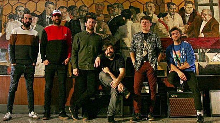 No son estatuas: rock en Zamora
