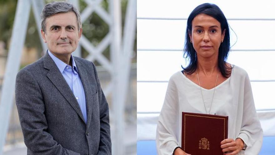 La presidenta de Adif sustituye al murciano Pedro Saura en la secretaría de Estado de Transportes
