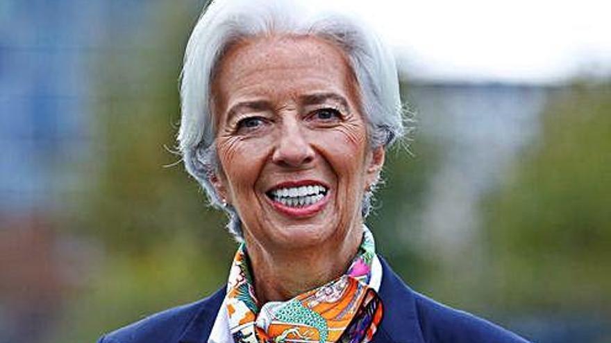 Lagarde trenca tots els sostres de vidre