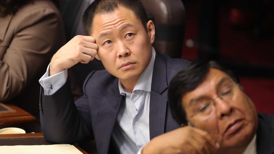 Kenji Fujimori elude por ahora el inicio del juicio por presunta compra de votos