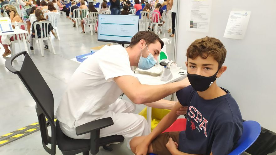 Galicia supera los dos millones de personas vacunadas