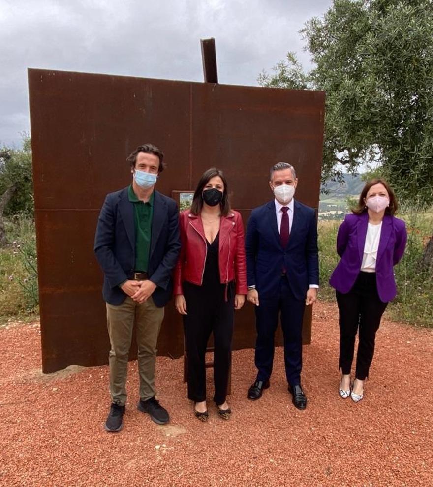 La Junta aporta 4,1 millones al museo del aceite de Philippe Starck en Ronda