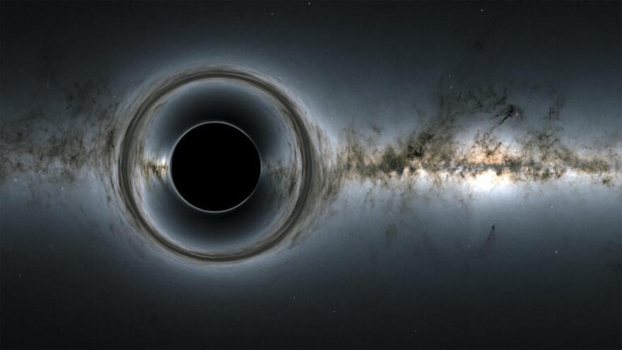 Al menos catorce agujeros negros están relativamente cerca de la Tierra