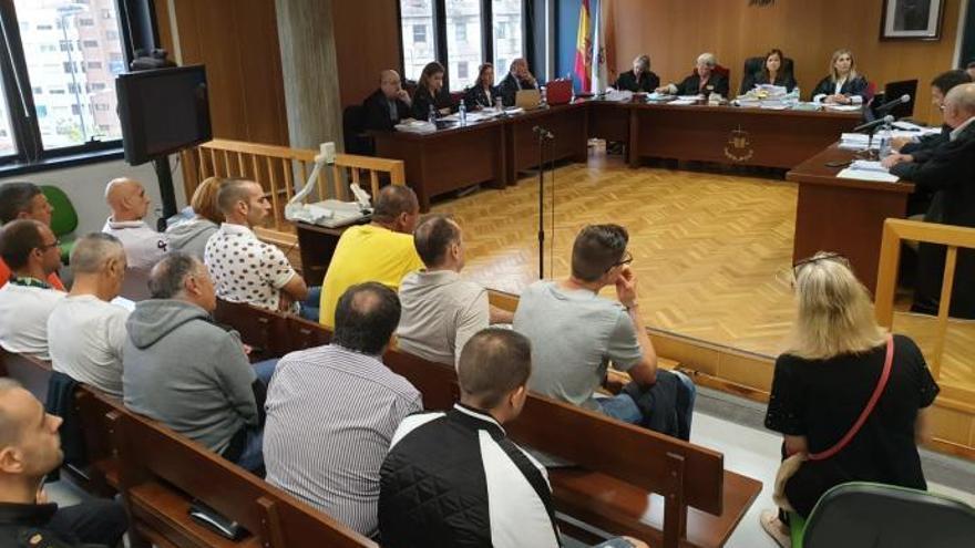Las defensas piden la nulidad de las escuchas del mayor alijo de heroína en Galicia en los últimos años