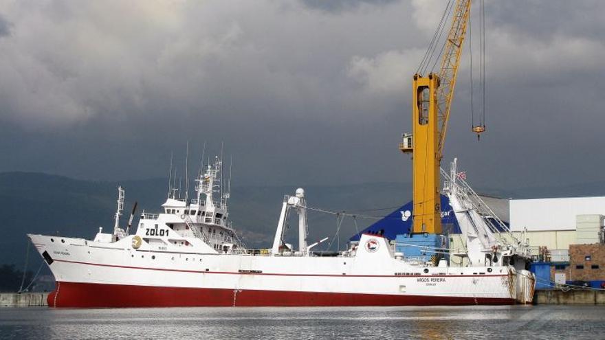 Aislado en Uruguay un barco que partió de Vigo tras detectarse un brote de COVID