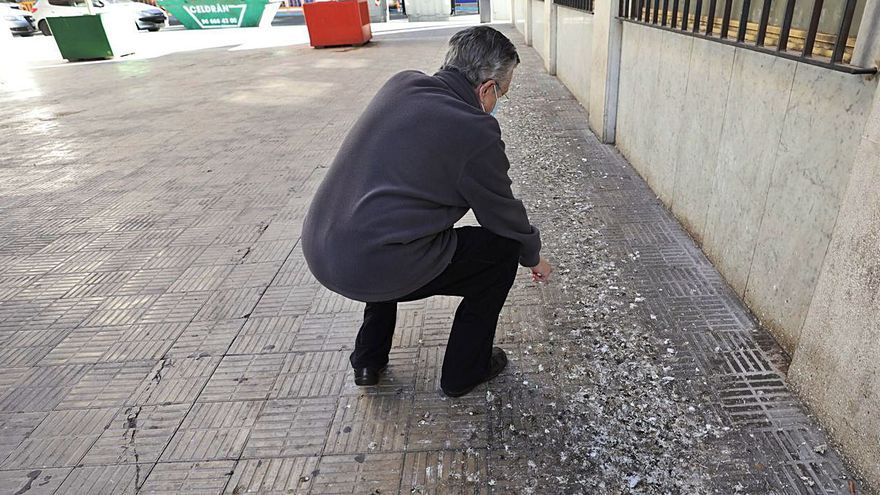 Medio millar de vecinos de Elche urge al Consistorio que actúe con inversiones en los Pisos Azules