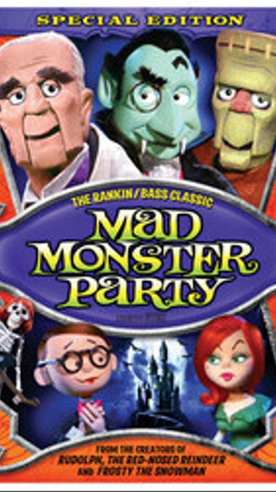 Mad Monster Party?
