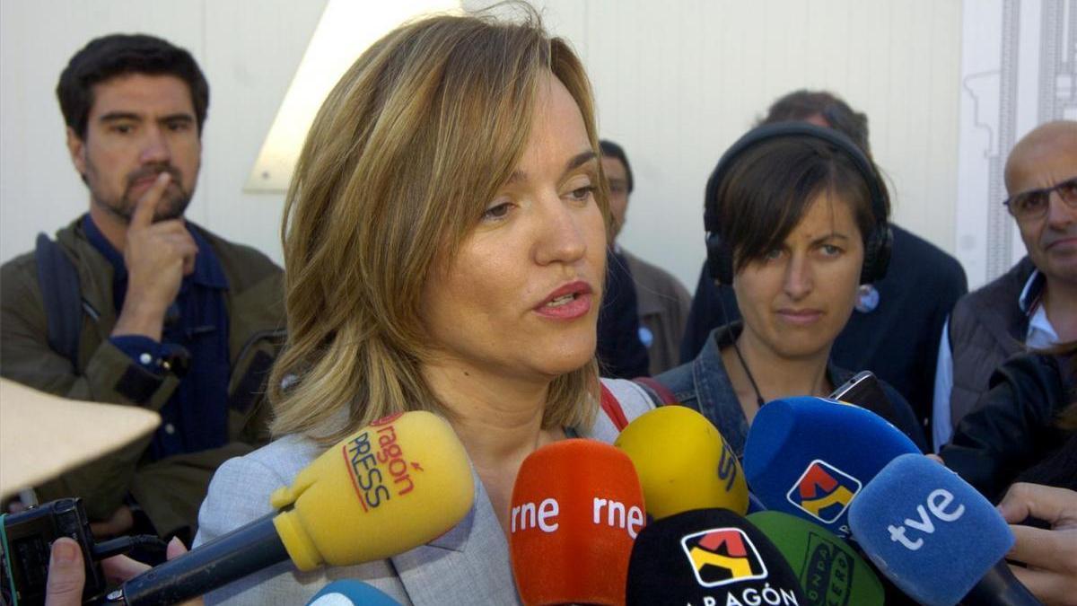 Sánchez insta a votar a Alegría para que Zaragoza tenga un gobierno progresista