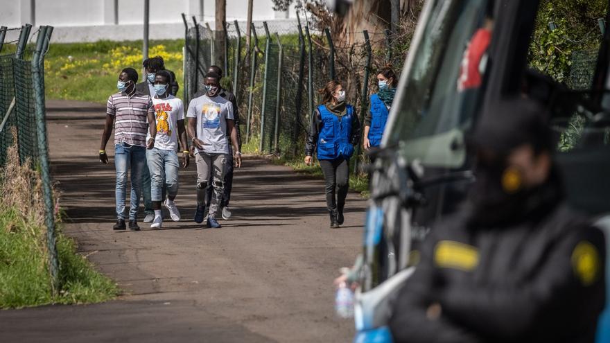 Detenido en La Laguna por difundir en redes sociales contenido xenófobo
