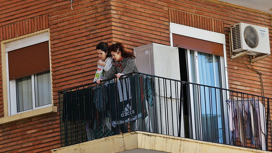 El Rialto propone fijar por ley terrazas de  20 m2 en las nuevas viviendas públicas