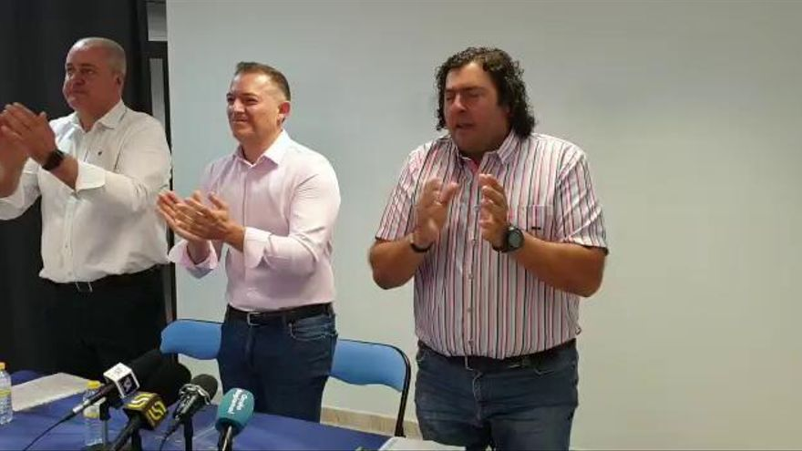 Jesús Gómez (PSOE) será el nuevo alcalde de Abarán