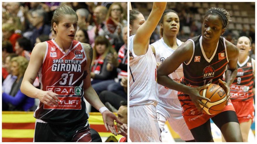 Dues exjugadores de l'Uni tornen a la Lliga Femenina Endesa