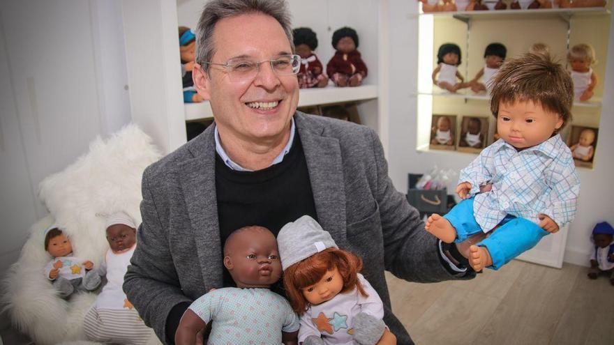 Los muñecos afro encuentran un aliado en Trump