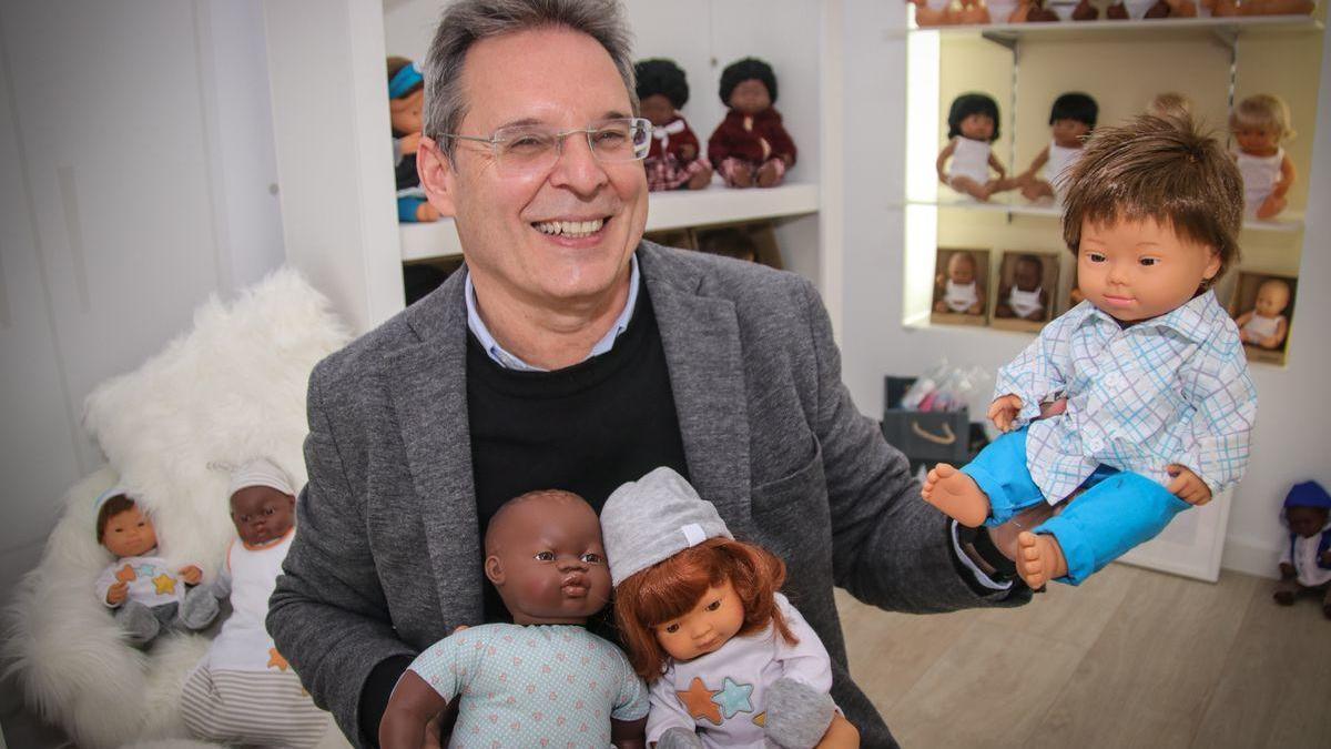 Rafael Rivas, Gerente de Miniland (empresa de juguetes de ONIL).