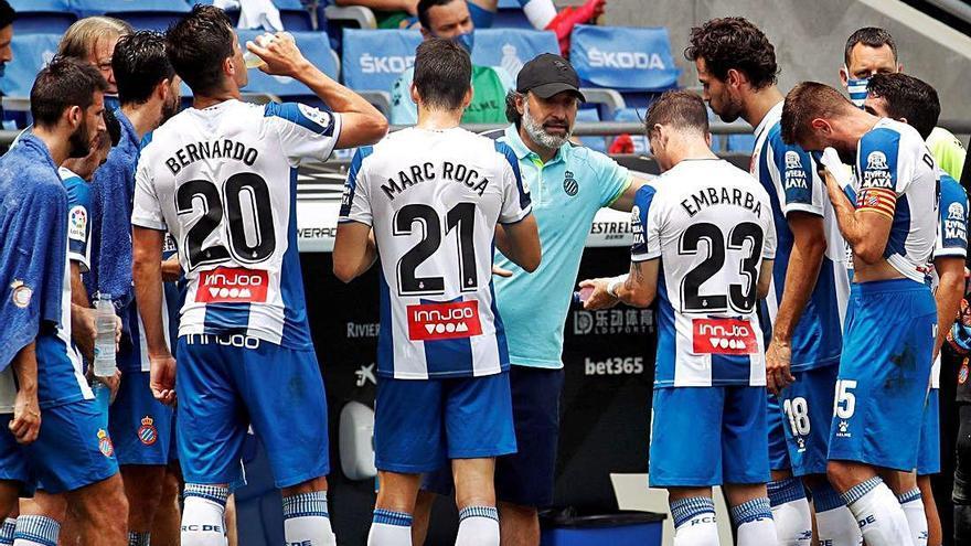 Rufete se mide por primera vez al Valencia en plena encrucijada