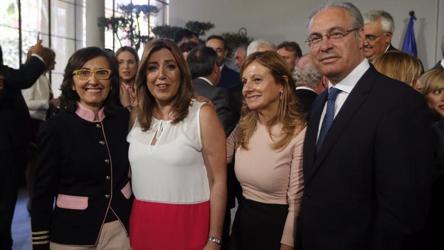 Fotogalería / Acto de toma de posesión de los nuevos consejeros de la Junta en San Telmo