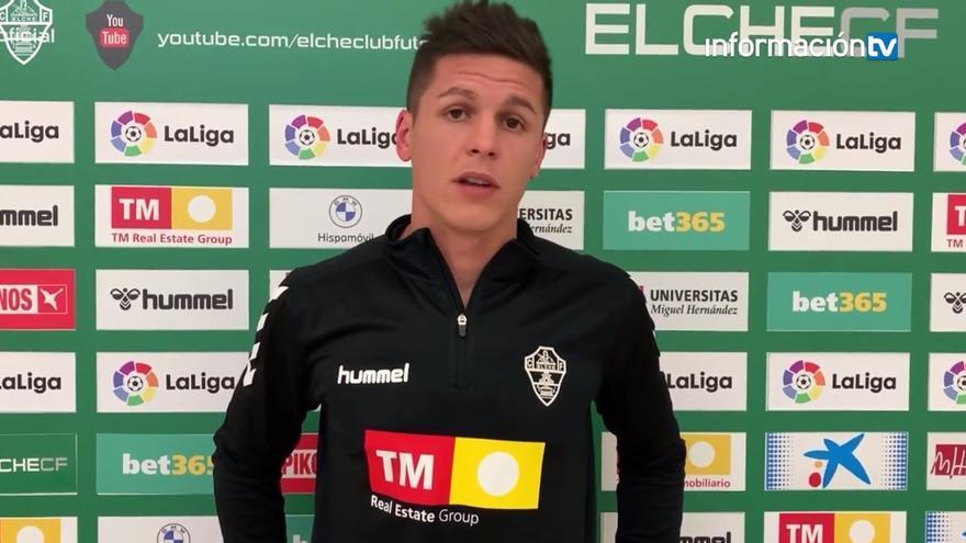 """El Elche CF no se fía de un Sevilla que llegará """"tocado"""" al Martínez Valero"""