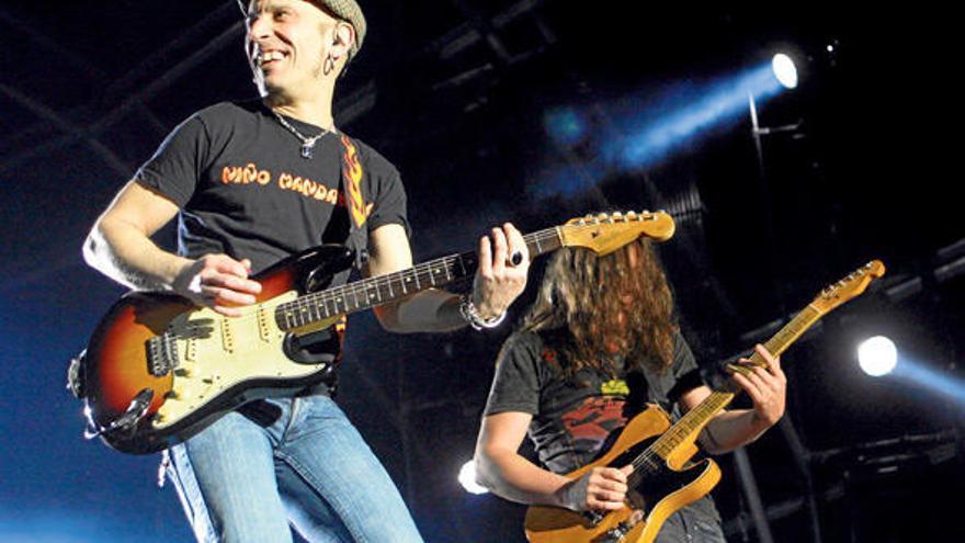 El rock sin cuero de Fito Cabrales