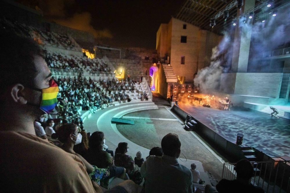 Sagunt a Escena: Incovidsacio reabre con éxito el romano