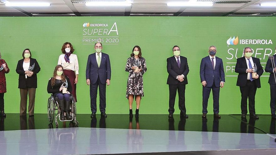 Iberdrola entrega sus primeros Premios SuperA
