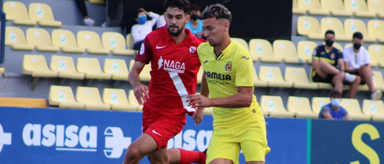 El Villarreal B suma y sigue tras derrotar al Sevilla Atlético en el Mini Estadi