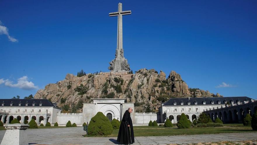 Podemos reclama exhumar a los valencianos del Valle de los Caídos