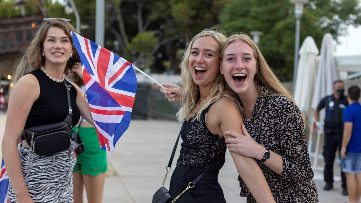 Punta Ballena vibra con Inglaterra