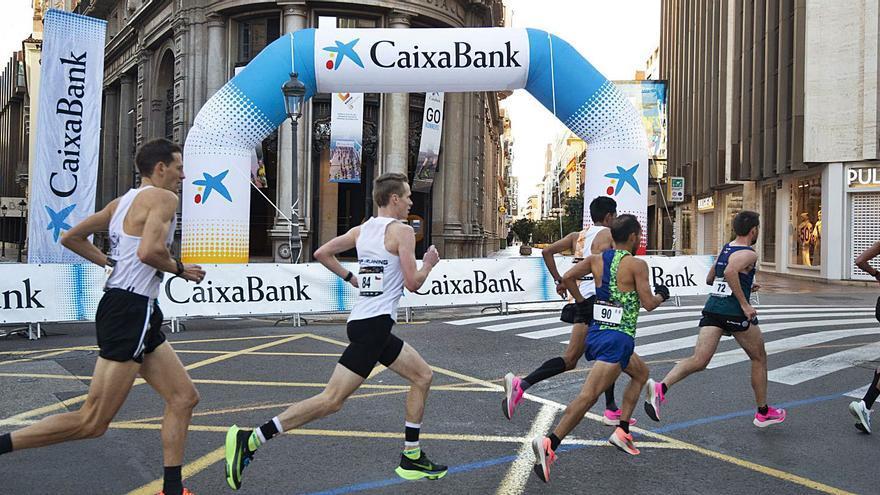 Caixabank no falla a la cita pese a las limitaciones