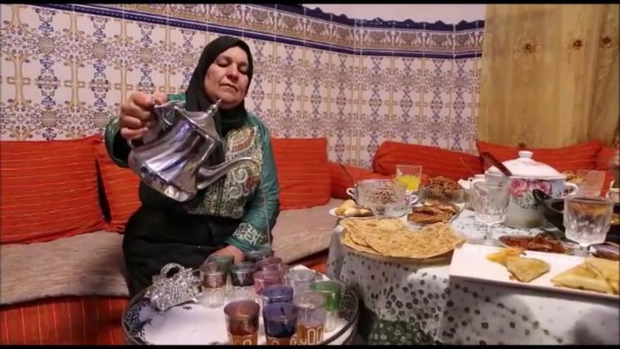 Sabors i aromes d'un vespre de Ramadà a l'Escala