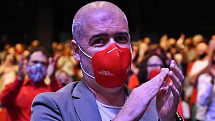 Unai Sordo, reelegido al frente de CC OO con el 93,74% de los votos